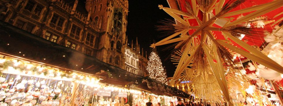 Christmas markets – Official Website for Munich