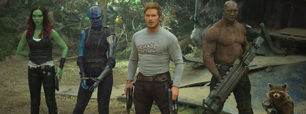 "Szene aus dem Film ""Guardians of the Galaxy Vol. 2""."