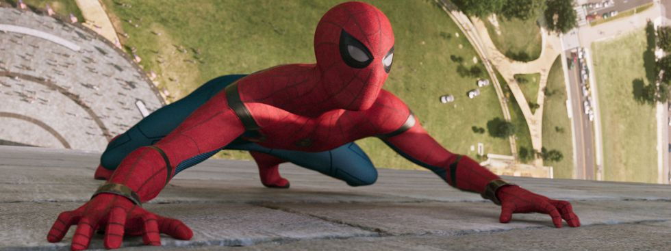 "Filmszene aus ""Spider-Man: Homecoming"""