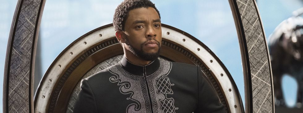 "Filmszene aus ""Black Panther"""
