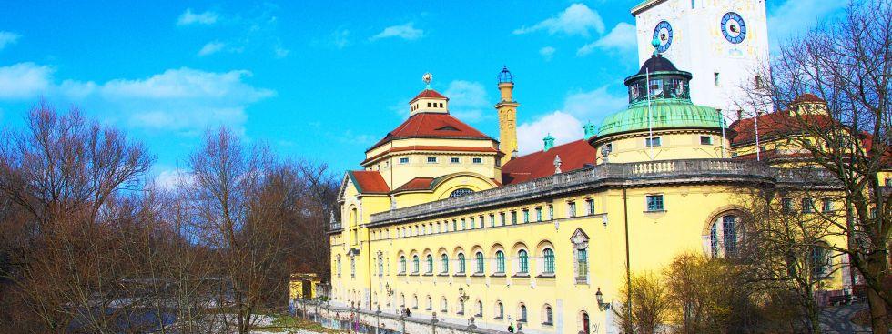 Das Müllersche Volksbad in München