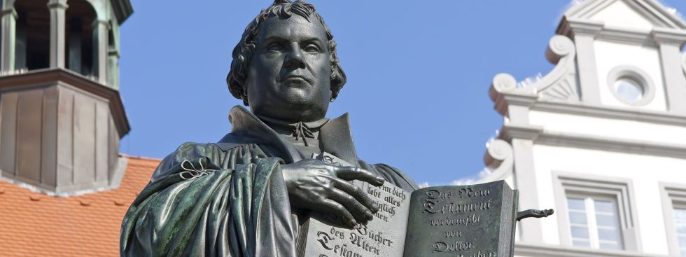 Martin Luther - 500 Jahre Reformation
