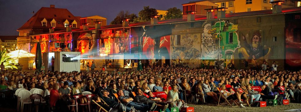 Viehhof Open Air Kino