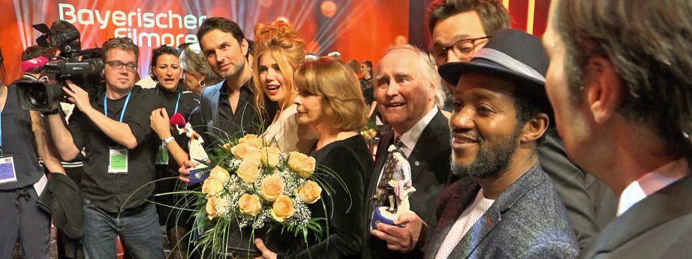 In München wurde zum 38. Mal der Bayerische Filmpreis verliehen.