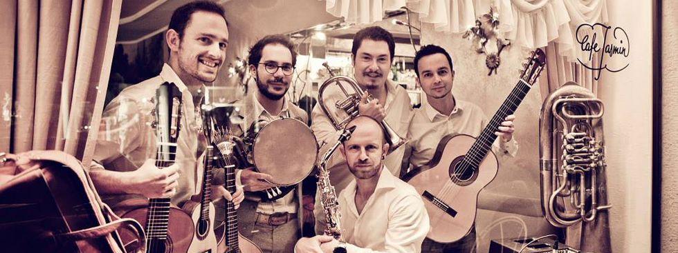 "Die Band ""Bavaschôro"""