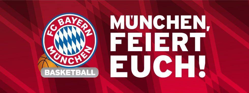Saisonauftakt der FC Bayern-Basketballer