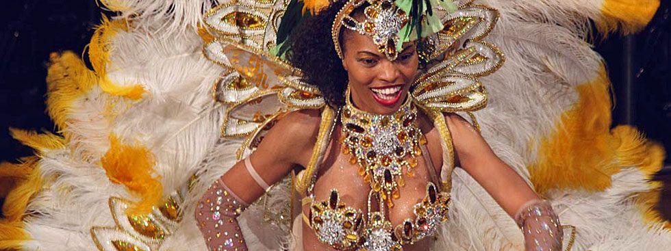 Carneval in Rio im Bayerischen Hof