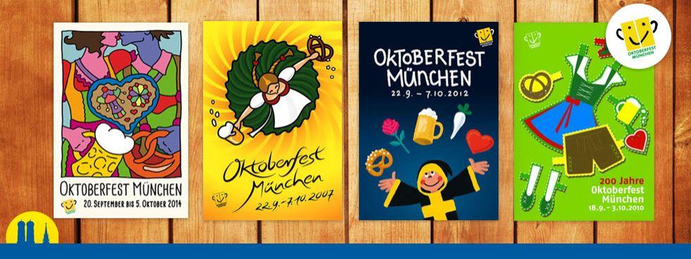 Oktoberfest Plakatwettbewerb