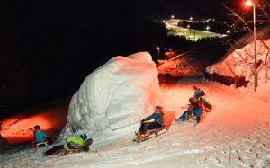 Nachtrodeln, Foto: SkiWelt Wilder Kaiser-Brixental
