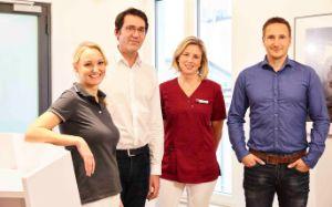 Das Team der M1 Klinik