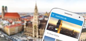 München App für Android