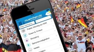 Public Viewing App