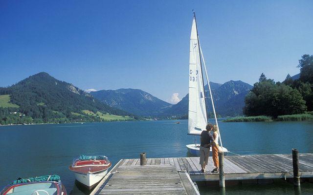 Wassersport am Schliersee, Foto: Gästeinformation Schliersee