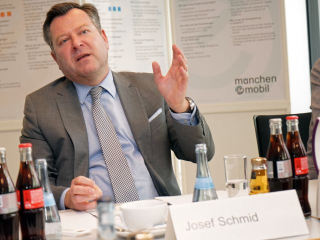 Förderprogramm für Elektromobilität der Stadt München