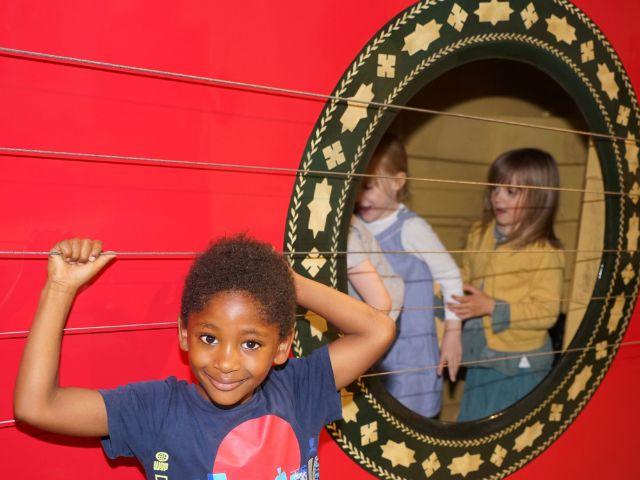 Eröffnung des Kinderreichs im Deutschen Museum, Foto: muenchen.de/Vauelle