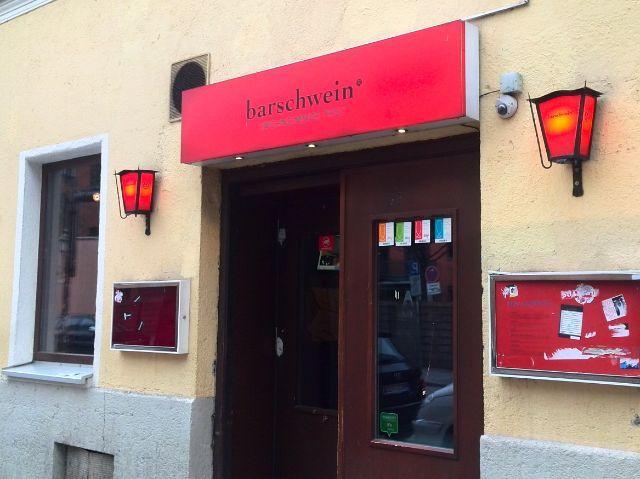 Das Barschwein in Schwabing, Foto: muenchen.de/Mark Read