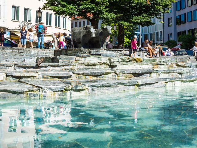 Brunnen am Rindermarkt