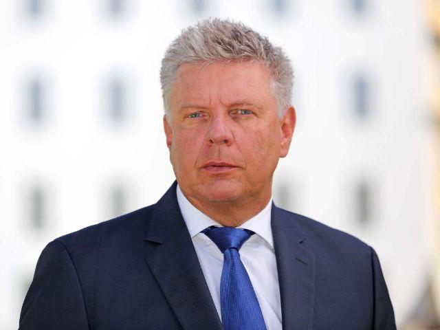 Porträt von Dieter Reiter, Foto: Michael Nagy/Presseamt