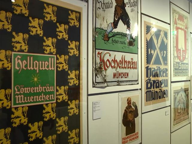"""""""Bier. Macht. München"""": Eröffnung der Ausstellung"""