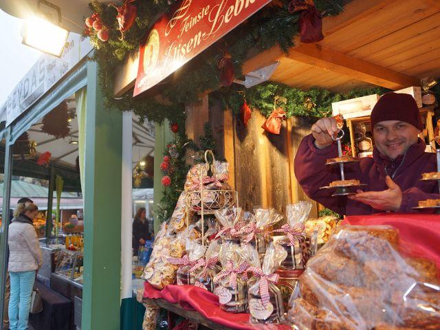 Eröffnung des Winterzaubers auf dem Viktualienmarkt, Foto: muenchen.de/Dan Vauelle