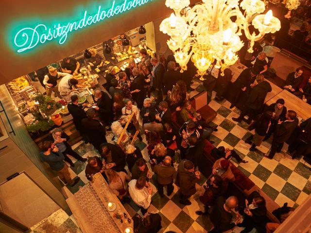 Eröffnung im 25hours Hotel The Royal Bavarian, Foto: Markus Kehl