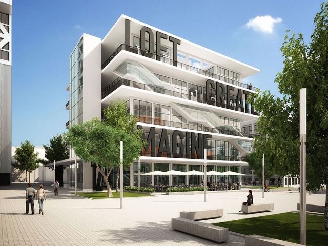 Planungen f r neues werksviertel nehmen gestalt an das offizielle stadtportal - Architektur werk ...