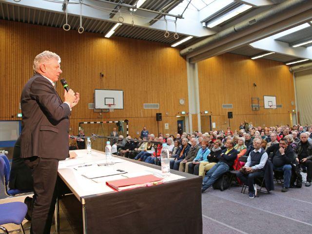 Bürgersprechstunde mit OB Dieter Reiter in Ramersdorf-Perlach, Foto: Michael Nagy/Presseamt München