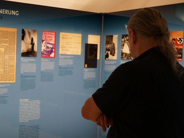 """Neue Dauerausstellung """"Die Weiße Rose – Widerstand gegen die NS-Diktatur"""""""