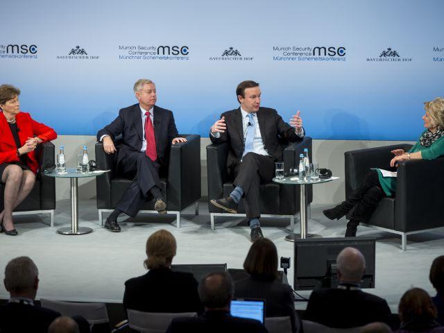 Debatte über neue US-Außenpolitik, Foto: MSC / Mueller