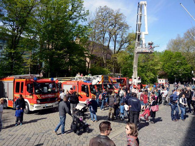 Tag der offenen tür 2017  Tag der offenen Tür bei der Münchner Feuerwehr - Das offizielle ...