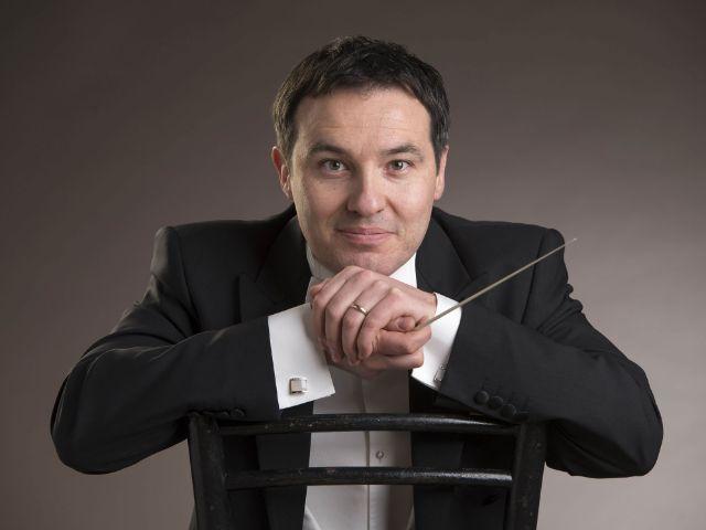 Der Dirigent Ivan Repusic, Foto: ivanrepusic.com