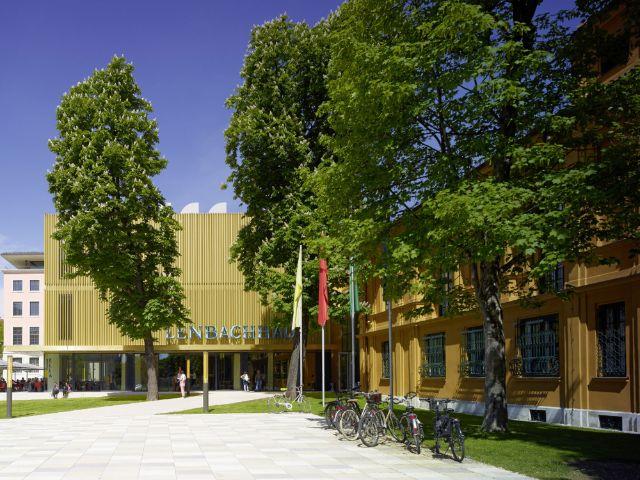 Das Lenbachhaus in München, Foto: Städtische Galerie im Lenbachhaus München