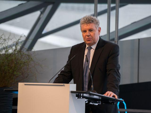 OB Reiter beim Münchner-Stiftungsfrühling