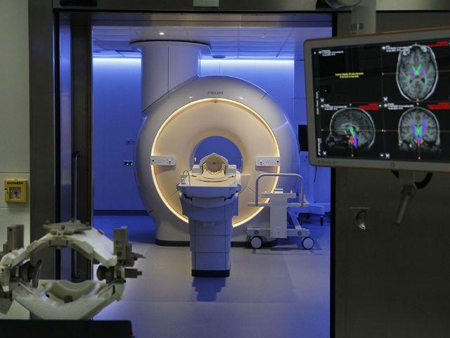 MRT im neuen OP-Zentrum am Klinikum Rechts der Isar , Foto: M.Stobrawe / Klinikum rechts der Isar