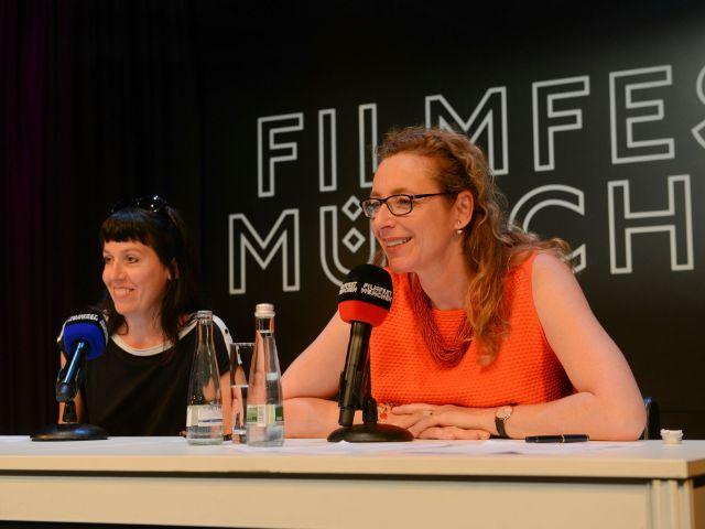 Abschlusspressekonferenz zum Münchner Filmfest.