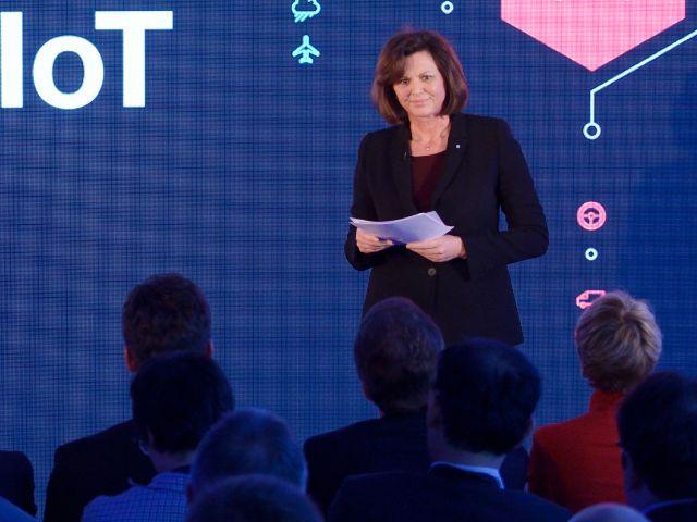 Die bayerische Wirtschaftsministerin Ilse Aigner.