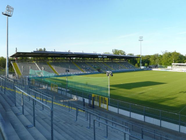 Scholz Arena in Aalen, Foto: Memorino, Wikimedia Commons, CC BY-SA 3.0