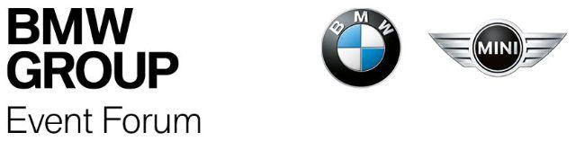 BMW Group Event Forum Logo