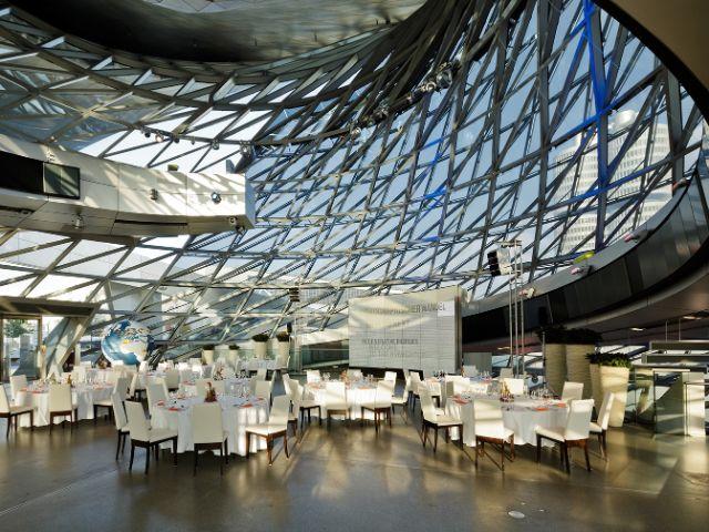 BMW Welt, Foto: BMW