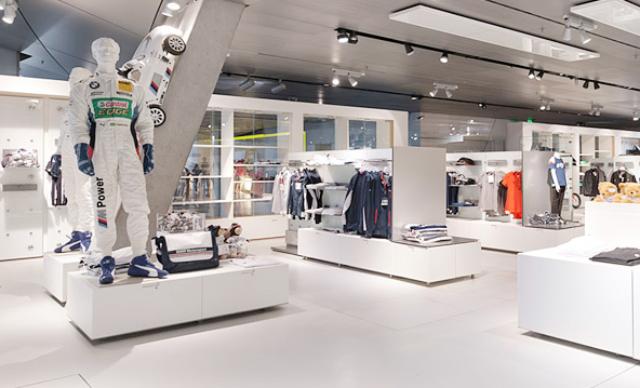 Shop BMW Welt