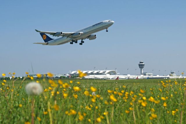 Flughafen München - Airport Tour