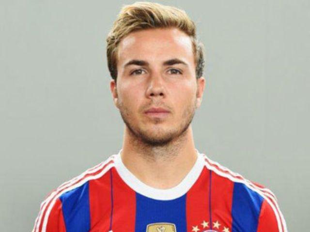 Mario Götze vom FC Bayern München., Foto: FC Bayern München