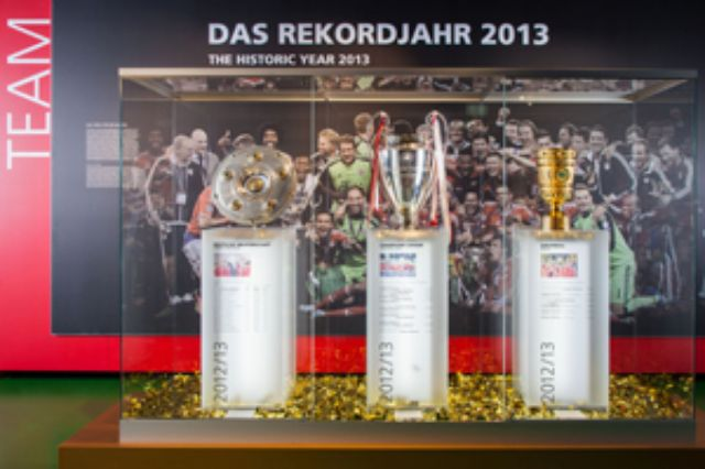 FC Bayern Erlebniswelt , Foto: FC Bayern Erlebniswelt