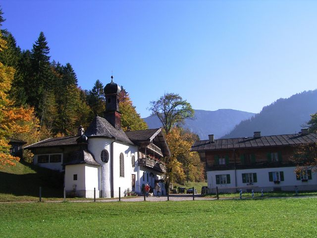 Kreuth, Foto: Ludwig Hürth, Tegernseer Tal Tourismus GmbH
