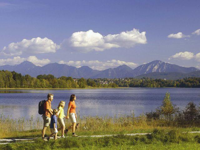 Wandern rund um den Staffelsee, Foto: Tourist-Information Murnau/Wolfgang Ehn