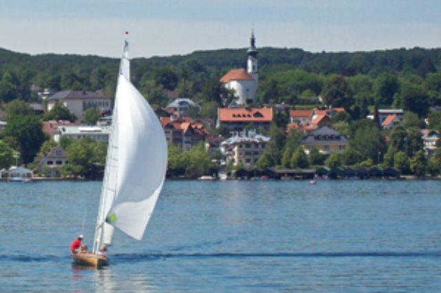 Segeln auf dem Starnberger See