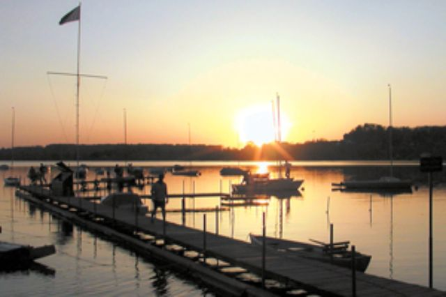Sonnenuntergang Wörthsee, Foto: Tourismusverband Starnberger Fünf-Seen-Land