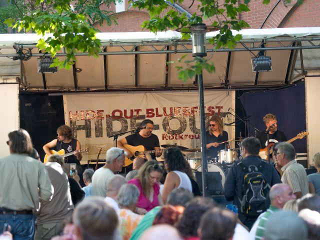 Bluesfest auf dem Rotkreuzplatz, Foto: muenchen.de/Lukas Fleischmann