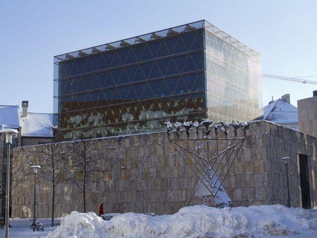 Die Synagoge und der Israelitischen Kultusgemeinde, Foto: Katy Spichal