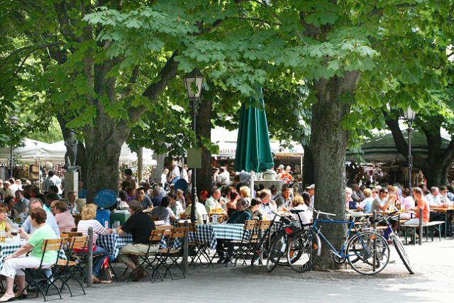 Munich at its most sociable